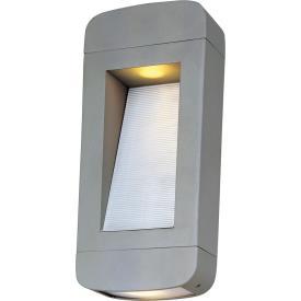 "Maxim Lighting 88252PL Optic - 14"" 5W 2 LED Wall Sconce"