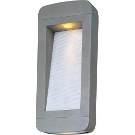 "Maxim Lighting 88254PL Optic - 18"" 5W 2 LED Wall Sconce"