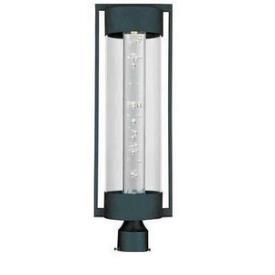 Maxim Lighting 88350CLTE New Age - LED Outdoor Pole/Post Lantern