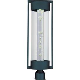 """Maxim Lighting 88350CLTE New Age - 26"""" 10W 1 LED Outdoor Pole/Post Mount"""