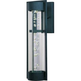 """Maxim Lighting 88353CLTE New Age - 19.75"""" 10W 1 LED Outdoor Wall Mount"""