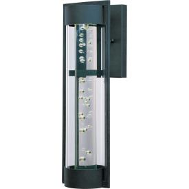 "Maxim Lighting 88354CLTE New Age - 22.25"" 10W 1 LED Outdoor Wall Mount"