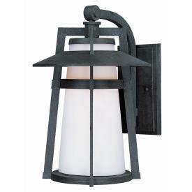 "Maxim Lighting 88534SWAE Calistoga - 12.5"" 4W1 LED Outdoor Wall Mount"