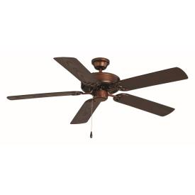 "Maxim Lighting 89915OI Basic-max 52"" Outdoor Ceiling Fan"