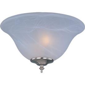 Maxim Lighting FKT205 Basic-Max - Two Light Ceiling Fan Light Kit with Wattage Limiter