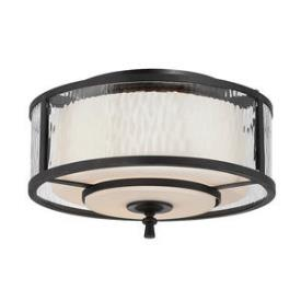 Quoizel Lighting ADS1615DC Adonis - Two Light Flush Mount
