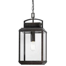 Quoizel Lighting BRN1910IB Byron - One Light Outdoor Hanging Lantern