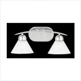Quoizel Lighting DI8502CO Demitri - Two Light Bath Vanity