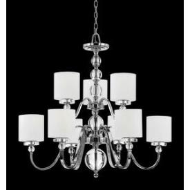 Quoizel Lighting DW5009C Downtown - Nine Light Chandelier
