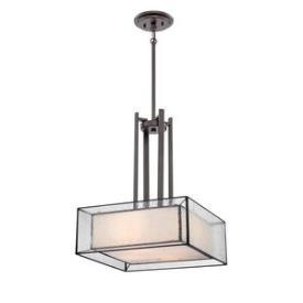 Quoizel Lighting FE2816WT Ferndale - Four Light Large Pendant