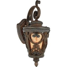 Quoizel Lighting FQ8308AW01 Fort Quinn - One Light Wall Lantern