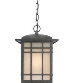 Quoizel Lighting HC1909IBFL Hillcrest - One Light Outdoor Medium Hanging Lantern