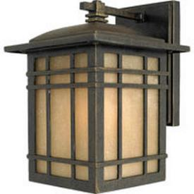 Quoizel Lighting HC8407IB Hillcrest - One Light Wall Lantern