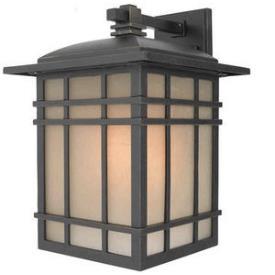 Quoizel Lighting HC8411IBFL Hillcrest - One Light Large Wall Lantern