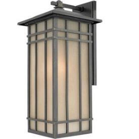 Quoizel Lighting HCE8409IBFL Hillcrest - One Light Medium Wall Lantern