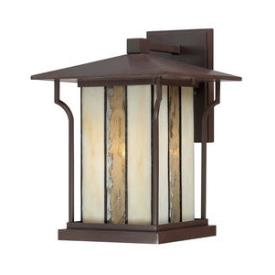 Quoizel Lighting LNG8409CHB Langston - One Light Outdoor Fixture