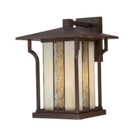 Quoizel Lighting LNG8411CHB Langston - One Light Outdoor Fixture