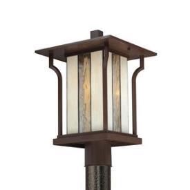 Quoizel Lighting LNG9011CHB Langston - One Light Outdoor Fixture