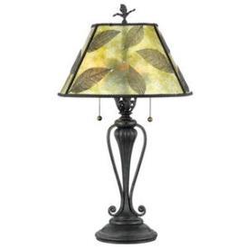 Quoizel Lighting MC410T Mica - Two Light Table Lamp
