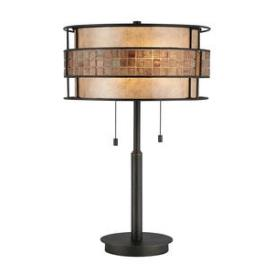 Quoizel Lighting MC842TRC Laguna - Two Light Table Lamp