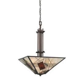 Quoizel Lighting MCRU2820HA Russell - Four Light Pendant