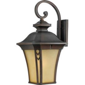 Quoizel Lighting NF8412TB Norfolk - One Light Wall Lantern