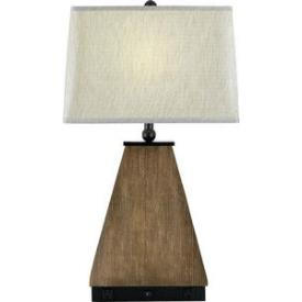 Quoizel Lighting Q1091 One Light Table Lamp