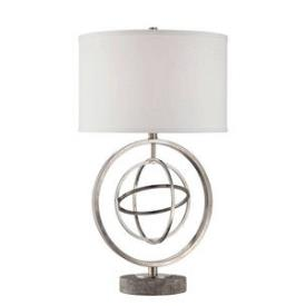 Quoizel Lighting Q1460TAN Gen - One Light Table Lamp