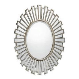 "Quoizel Lighting QR1413 Gwyneth - 37"" Mirror"
