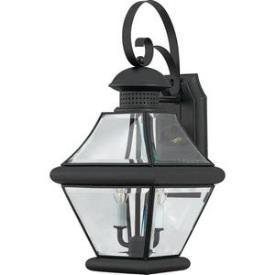 Quoizel Lighting RJ8409 Rutledge - Two Light Outdoor Hanging Lantern