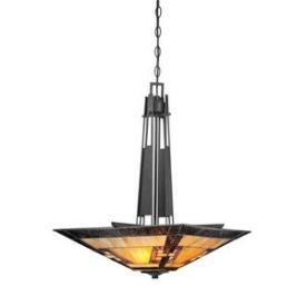 Quoizel Lighting TF1177CIB Kennedy - Three Light Pendant