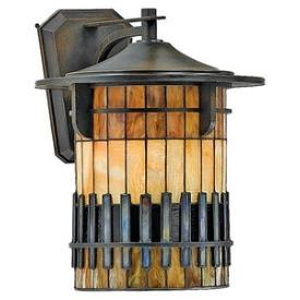 Quoizel Lighting TFAR8415BEFL Autumn Ridge - One Light Outdoor Wall Lantern