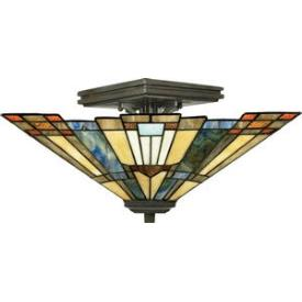 Quoizel Lighting TFIK1714VA Inglenook - Two Light Small Semi Flush Mount