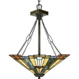 Quoizel Lighting TFIK2817VA Inglenook - Three Light Pendant