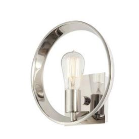 Quoizel Lighting UPTR8701IS Uptown Theater Row - One Light Wall Mount