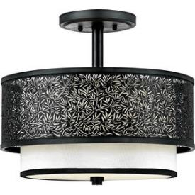Quoizel Lighting UT1715K Utopia - Two Light Medium Semi-Flush Mount
