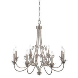 Quoizel Lighting WSY5008IF Wesley - Eight Light Chandelier