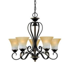 Quoizel Lighting DH5005PN Duchess - Five Light Chandelier