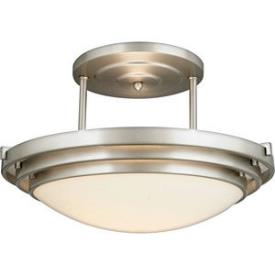Quoizel Lighting EL1285 Electra - One Light Semi Flush Mount