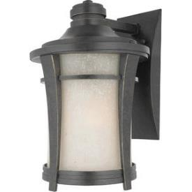 Quoizel Lighting HY8409IB Harmony - One Light Medium Wall Lantern