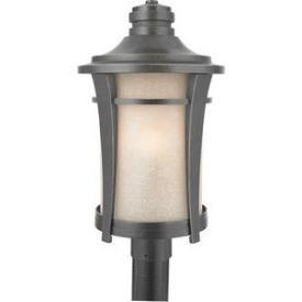 Quoizel Lighting HY9011IB Harmony - Three Light Post Lantern