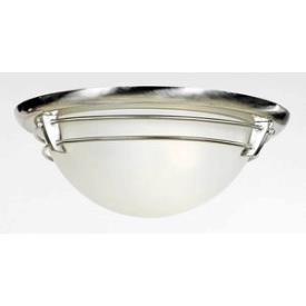 Quoizel Lighting NA1616BN New England - Three Light Large Flush Mount