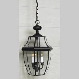 Quoizel Lighting NY1179K Newbury - Three Light Large Hanging Lantern