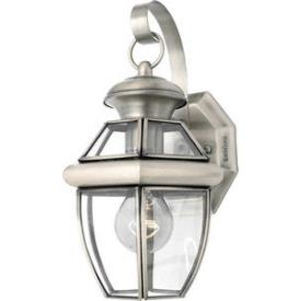 Quoizel Lighting NY8315P Newbury - One Light Small Wall Lantern