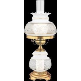 Quoizel Lighting SL701G Satin Lace - One Light Table Lamp