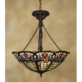 Quoizel Lighting TF1438VB Hyacinth - Three Light Pendant