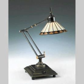 Quoizel Lighting TF7110Z Pueblo - One Light Table Lamp