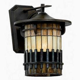 Quoizel Lighting TFAR8412BE Autumn Ridge - One Light Large Wall Lantern