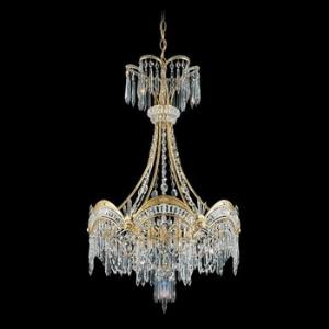 Schonbek lighting on sale the lighting shop victorian seven light chandelier aloadofball Gallery