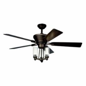 "Kichler Lighting 300005 Circolo - 52"" Ceiling Fan"